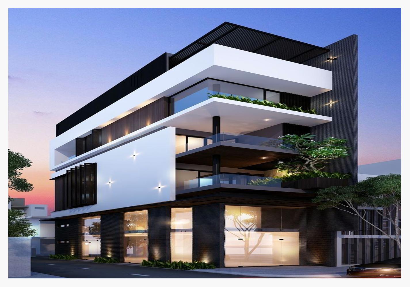 immeuble - les villas blanches